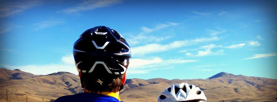 Two Bike Riders