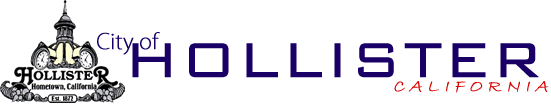 City of Hollister, California Logo
