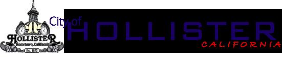 City of Hollister, California Logo
