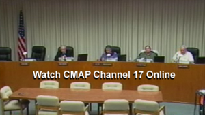 Watch Hollister Meeting Stream on CMAP online