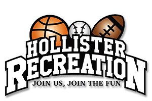 Hollister Recreation Logo